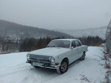 ГАЗ 24 Волга 1985 - отзыв владельца