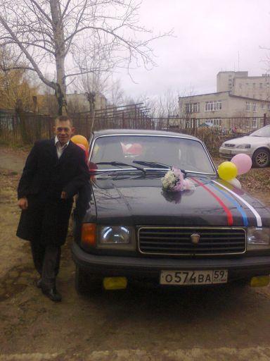 ГАЗ 31029 Волга 1997 отзыв автора | Дата публикации 05.01.2014.