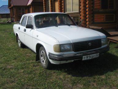 ГАЗ 31029 Волга 1994 отзыв автора | Дата публикации 03.03.2014.