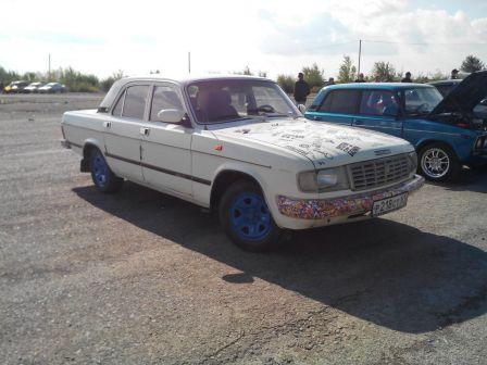 ГАЗ 31029 Волга 1997 - отзыв владельца