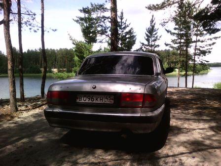 ГАЗ 31105 Волга 2004 - отзыв владельца