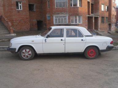 ГАЗ 3110 Волга 1999 отзыв автора | Дата публикации 26.06.2013.