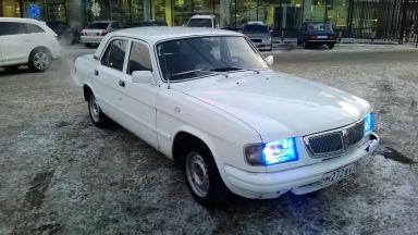 ГАЗ 3110 Волга, 1998