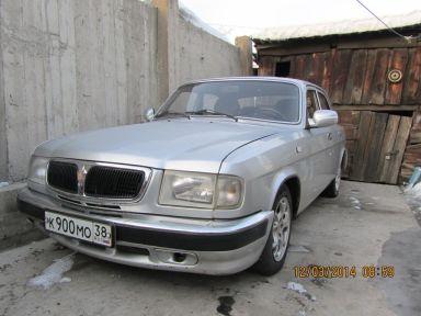 ГАЗ 3110 Волга 2003 отзыв автора | Дата публикации 12.03.2014.