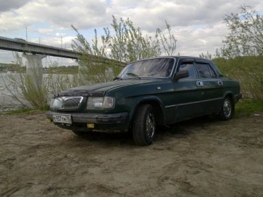 ГАЗ 3110 Волга 1999 отзыв автора | Дата публикации 11.04.2014.