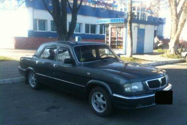 ГАЗ 3110 Волга 2002 отзыв автора | Дата публикации 18.05.2014.