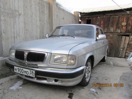 ГАЗ 3110 Волга 2003 - отзыв владельца