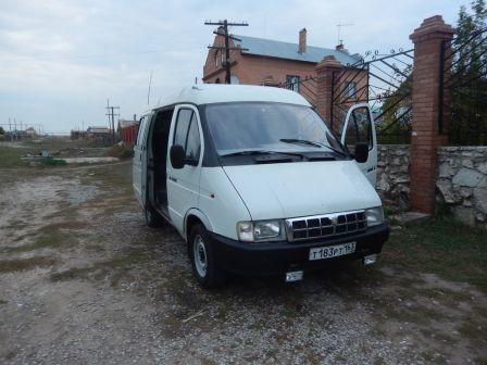 ГАЗ Соболь 2000 - отзыв владельца
