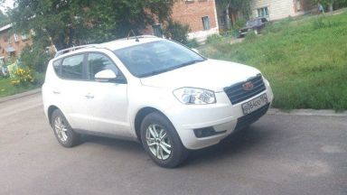Geely Emgrand X7, 0