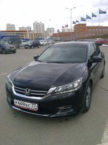 Honda Accord 2013 отзыв владельца   Дата публикации: 03.04.2014