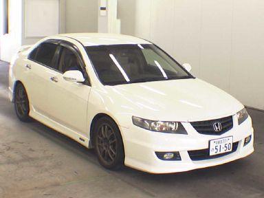 Honda Accord, 2004