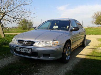 Honda Accord 2002 отзыв автора | Дата публикации 26.04.2015.