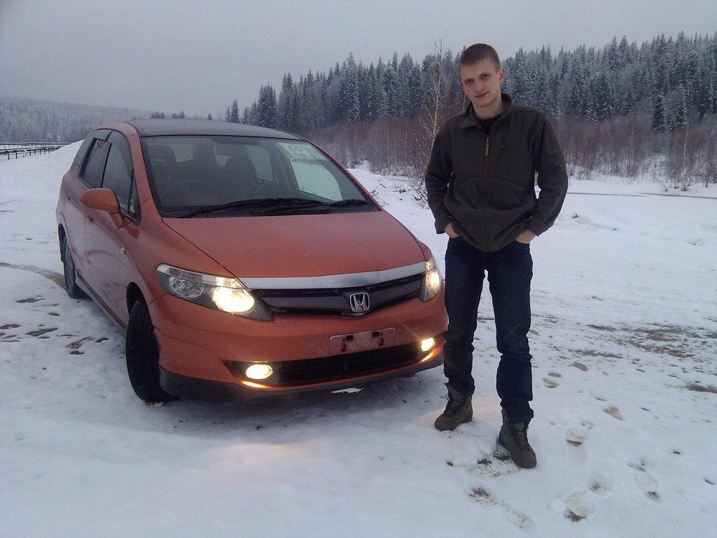 По дороге из Иркутска