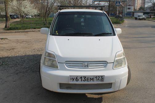 Honda Capa 2000 - отзыв владельца