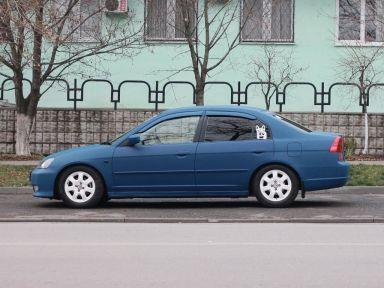Honda Civic 2003 отзыв автора | Дата публикации 06.10.2009.