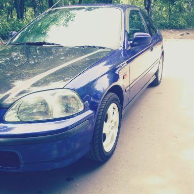 Honda Civic 1998 отзыв автора | Дата публикации 24.10.2013.