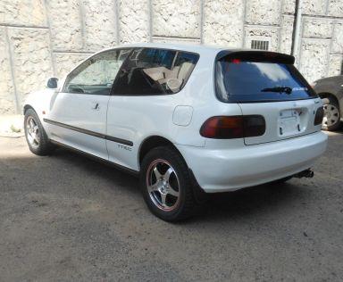 Honda Civic 1993 отзыв автора | Дата публикации 19.01.2014.