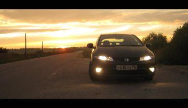 Honda Civic 2011 отзыв автора | Дата публикации 10.02.2014.