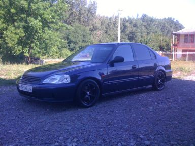 Honda Civic, 2000