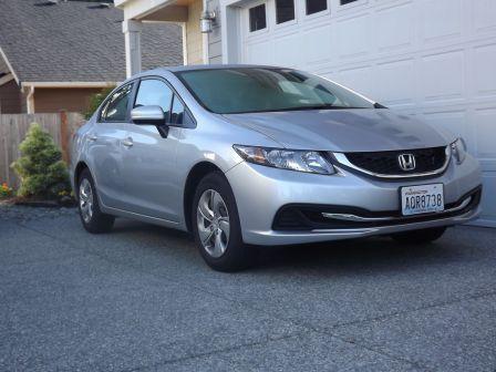 Honda Civic  - отзыв владельца
