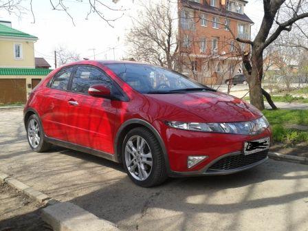 Honda Civic 2010 - отзыв владельца
