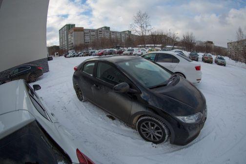 Honda Civic 2013 - отзыв владельца