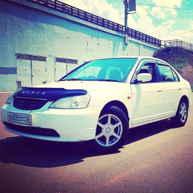 Honda Civic Ferio 2003 отзыв автора | Дата публикации 03.04.2015.