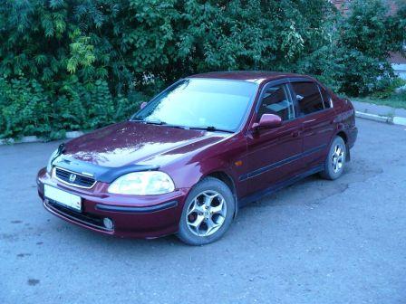 Honda Civic Ferio 1996 - отзыв владельца