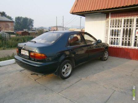 Honda Civic Ferio 1991 - отзыв владельца