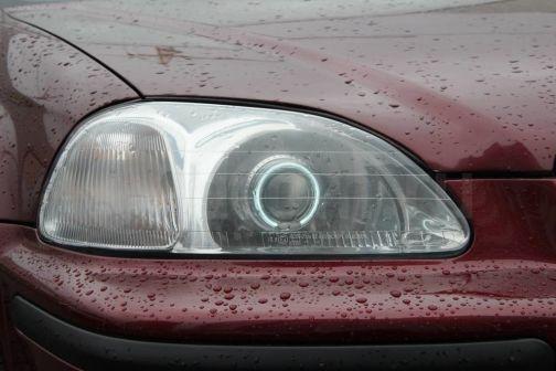 Honda Civic Ferio 1998 - отзыв владельца