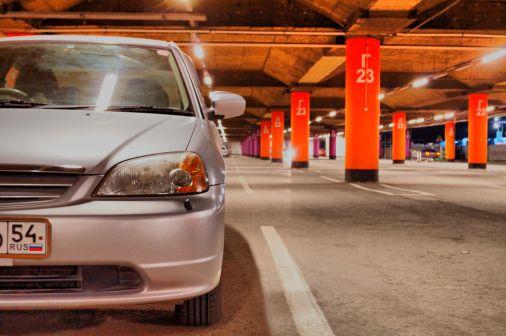 Honda Civic Ferio 2003 - отзыв владельца