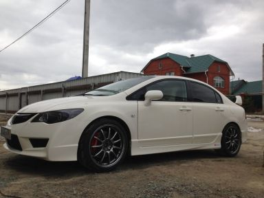 Honda Civic Type R, 2007