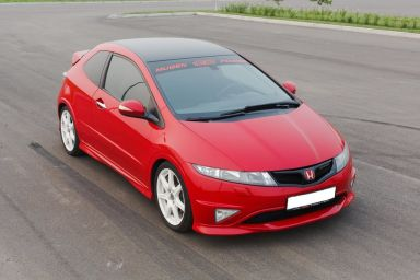 Honda Civic Type R, 0