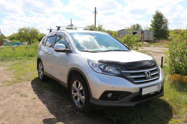 Honda CR-V, 2013