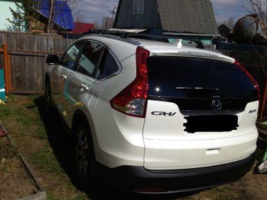 Honda CR-V, 2014