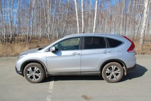 Honda CR-V 2013 - отзыв владельца