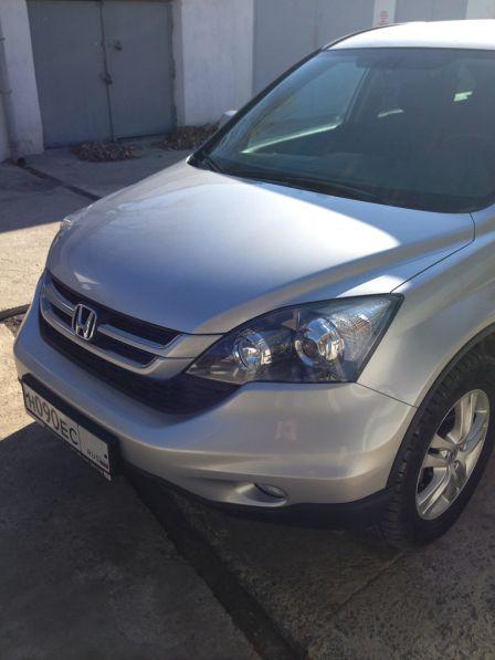 Honda CR-V 2011 - отзыв владельца