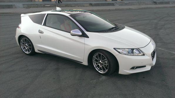 Honda CR-Z 2010 - отзыв владельца