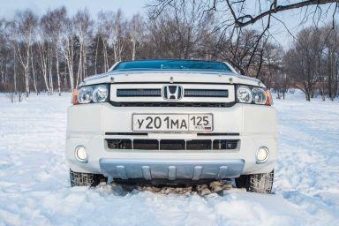 Honda Crossroad 2007 отзыв автора | Дата публикации 29.12.2014.
