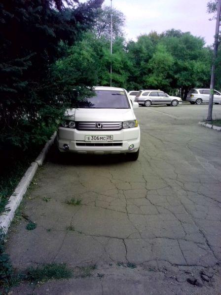 Honda Crossroad 2007 - отзыв владельца