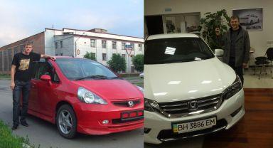 Honda Fit 2002 отзыв автора | Дата публикации 31.12.2011.