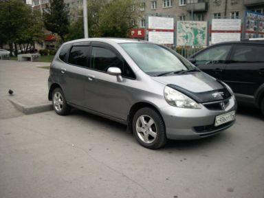 Honda Fit 2002 отзыв автора | Дата публикации 02.06.2014.