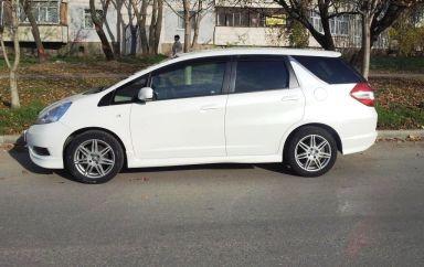 Honda Fit Shuttle 2011 отзыв автора | Дата публикации 11.01.2014.