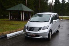 Honda Freed, 2009
