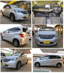 Honda Freed, 2010
