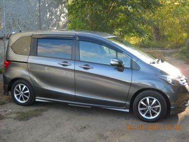 Honda Freed 2009 отзыв автора | Дата публикации 26.10.2013.