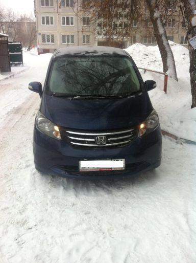 Honda Freed, 2010