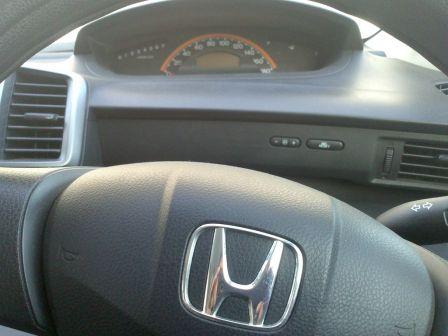 Honda Freed 2008 - отзыв владельца