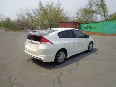 Honda Insight, 2011