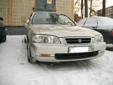 Honda Inspire 1995 отзыв автора | Дата публикации 04.12.2013.